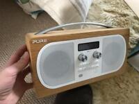 Pure Evoke D6 with Bluetooth speaker - screen not working