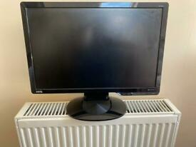 Excellent condition 19Inch Benq Monitor with lead