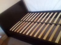 BASE DOUBLE BED