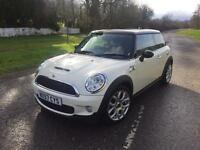 MINI COOPER S *FULL HISTORY* PEPPER WHITE