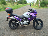 Honda XL 125cc Varadero - Open to offers - Mot + Tax just done - Urgent