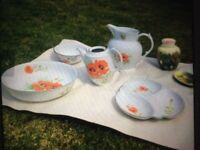 Royal Worcester Poppies Porcelain Items for sale.