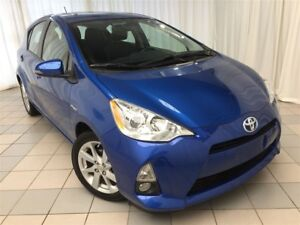 2013 Toyota Prius c Technology Package