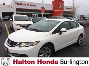 2013 Honda Civic LX | 5SP | HEATED SEATS | KEYLESS ENTRY | BLUET