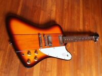 Tokai Firebird made in Korea
