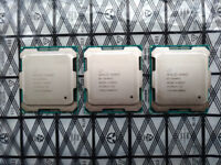 Matched Pair (20 Cores) 2X INTEL XEON E5-2640 V4 ( 2.40GHz, 25MB Cache, 8GT/s) SR2NZ CPU PROCESSORS