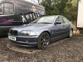 BMW E46 323