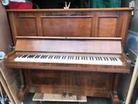 Bechstein upright Piano free north west delivery