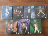Buffy the vampire slayer DVD box sets