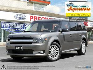 2013 Ford Flex SEL>>>Captain's Chairs/heated seats<<<