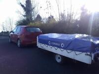Conway trailer tent 92' Caravan and camping