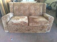 Vintage 2 Seater Sofa