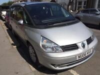 RENUALT GRAND ESCAPE 2.2 AUTOMATIC DIESEL 7 SEATER VERY GOOD WORKING CAR