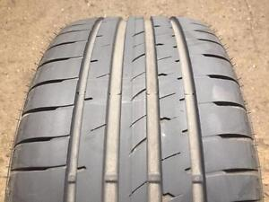1 LIKE NEW RUNFLATS 255 35 19 SUMMER - GOODYEAR EAGLE F1 ASYMMETRIC 2 * STAR RSC