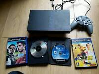 Playstation 2 and some games available lead and pad