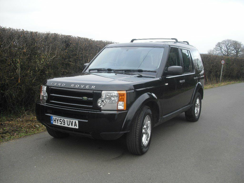 Land Rover Discovery TDV6 diesel automatic 7 seats 2009, only one owner, long MOT one year warranty
