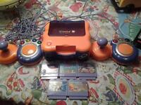 Vtech console TV educative