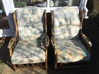 Sofas/conservatory chairs