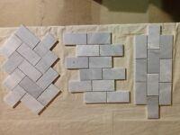 Avenza Marble Tiles 14x7cm