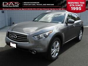 2012 Infiniti FX35 TECHNOLOGY NAVIGATION/LEATHER/SUNROOF