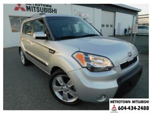 2010 Kia Soul 2.0L 4u; Local one owner vehicle!