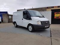 FORD TRANSIT SWB FINANCE FROM £118 PER MONTH