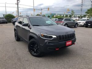 2019 Jeep Cherokee *TRAILHAWK*PAN ROOF*COMFORT/CONVENIENCE GRP*D