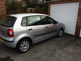 Quality Volkswagen Polo 1.4 twist 5 doors