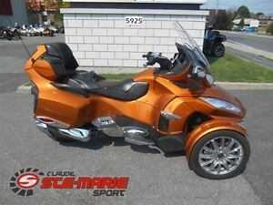 2014 Can-Am Spyder RT  Limited SE6 -