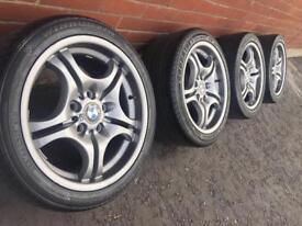 alloys Anthasite grey M SPORT BMW 3 series (dnt miss)