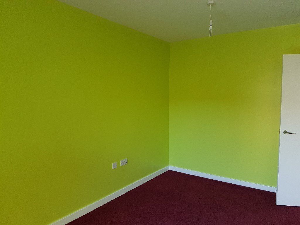 Professional painting and decorating jobs in your property