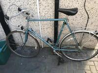 Raleigh zenith 10 speed adults road bike only £125