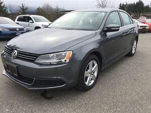 2013 Volkswagen Jetta Comfortline 5spd (with bluetooth)
