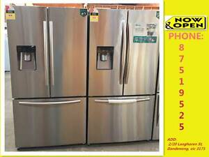 Hisense HR6FDFF630S 630L French Door Fridge WITH WATER DISPENSER Noble Park Greater Dandenong Preview