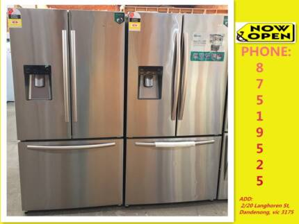 Hisense HR6FDFF630S 630L French Door Fridge WITH WATER DISPENSER
