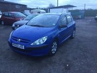 Diesel Peugeot 306 in very good condition low miles 1.4 cc Diesel engine long mot very economical