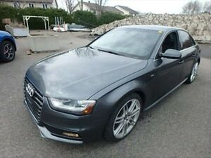 2014 Audi A4 2.0 Progressiv S-Line | NAV | LEATHER | ROOF