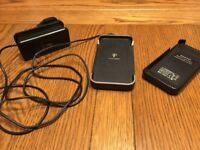 A POWERMAT CHARGER & CASE (IPHONE4s)