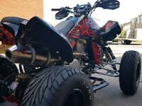 QUADZILLA 450 R TOP SPEC MINT