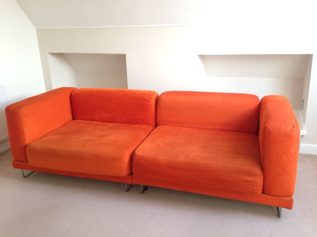 Ikea tylosand sofa in finsbury park london gumtree for Ikea divan