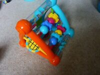 Activity Triangle toy baby toddler