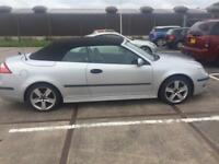 2004 SAAB 9-3 vector turbo convertible for sale