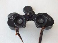 1 Pair of Regent Binoculars 8 X 30 in leather Case