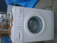 BOSCH WASHING MACHINE-free del +inst