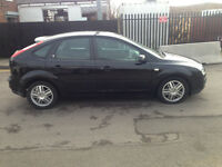 ford focus ghia 1.6 4 door very good condition FULL SERVICE NEW CLUTCH px poss ALL GHIA EXTRAS