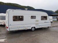 Ace Award Northstar 4 Berth Fixed Bed Touring Caravan 2006