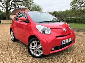 2013 Toyota iQ 3 *Watch Video* Low 27k Miles Full Toyota History, Keyless Entry, Start, Auto Lights