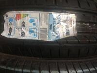 Brand new tyres never been used 2 x 225/65R17 102H and 1 x 215/60R17 96H