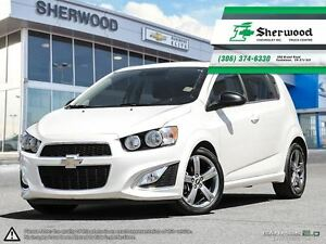 2014 Chevrolet Sonic RS PST PAID!!