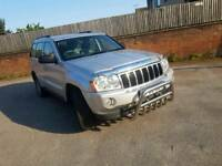 JEEP GRAND CHEROKEE LIMITED EDITION 20064X4